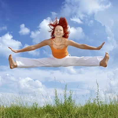 Overbodige prikkels los laten, geeft een betere balans