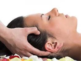 Hoofd-nek-schouder massage